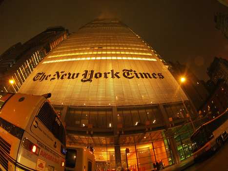 The leaked New York Times innovation report is one of the key documents of this media age | jamehdebui metadados, taxonomia geral | Scoop.it