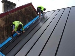 """Bluescope unveils """"world first"""" solar roof with heat and power 