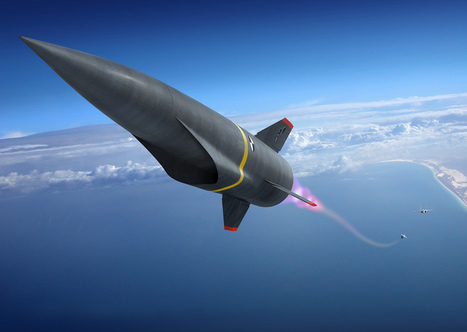 Hypersonic Missiles May Be a Reality in the Next Decade | Post-Sapiens, les êtres technologiques | Scoop.it