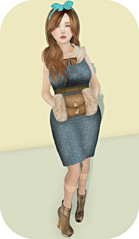 Daring Girl - The Second Life fashion world!: NEWS! & HUNT | Beauty○Style○Internet○Music | Scoop.it