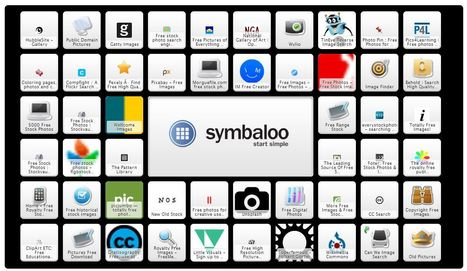 Images Sources Mix by Doug Pete on Symbaloo | ICT | Scoop.it
