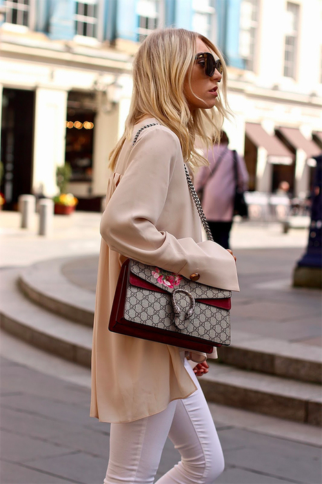 See How 8 Bloggers Wore This Season's Hottest It-Bag | Purses and Handbags | Scoop.it