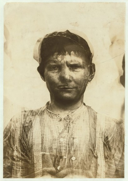 20 haunting portraits of child laborers in 1900s America | Primary Source Analysis | Scoop.it