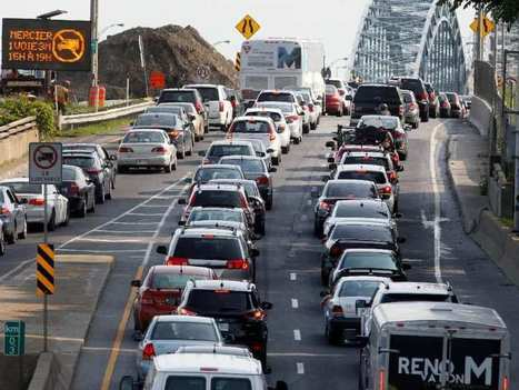 The high cost of traffic congestion to Montreal's economy | INNOVATION | Scoop.it