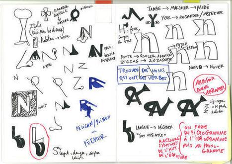 Un caractère #typographique public et gratuit : l'Infini créé par Sandrine Nugue #graphisme | Street-art Design Grafititi et Gros minet | Scoop.it