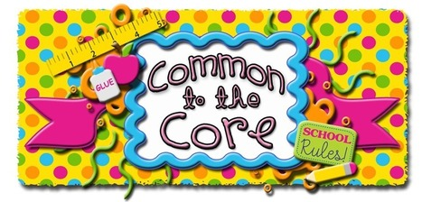 Common to the Core | ipads in education | Scoop.it