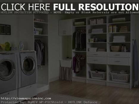 Basement Laundry Room Ideas   Home Decorating Ideas   Scoop.it