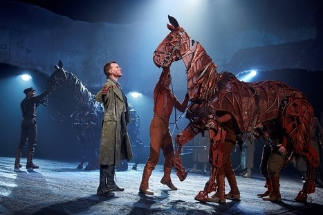 War Horse Puppets Ride to Auction for Charity | Artcentron | Art | Scoop.it