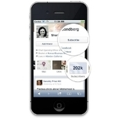 Facebook Adds Subscribe, Smart Friend Lists To Mobile   Last Social Media News   Scoop.it