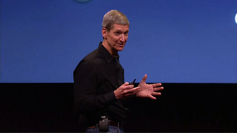 Can Tim Cook fix what's rotten at Apple? | ExtremeTech | designdrool | Scoop.it