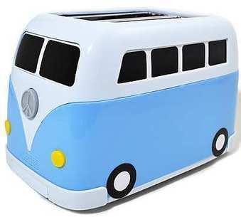 Tostadora retro con forma de furgoneta Volkswagen.   Mil ideas de Decoración   Accesorios decoración   Scoop.it