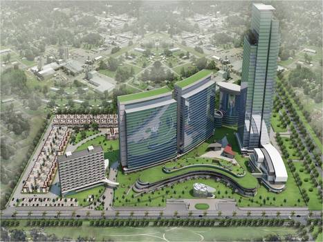 Buy Commercial Property in Noida at Airwil Intellicity Business Park | Property in Noida | Scoop.it