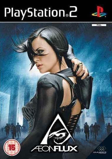 Aeon Flux (PS2) | Buy PS4 Video Games United Kingdom | Scoop.it