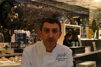 Sébastien Péjus : Le big chef des Galeries Lafayette | Food & chefs | Scoop.it