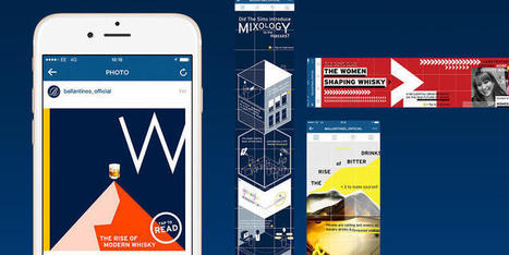 A New Magazine For Whisky Drinkers Exists Only On Instagram | Tourism Social Media | Scoop.it