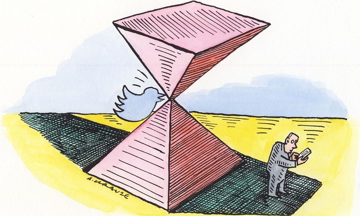 Twitter is teetering because it has turned into one big pyramid scheme | Knowledge Broker | Scoop.it