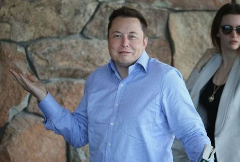 Elon Musk Can't Be That Afraid Of Robots, Check Out This Tesla ProductionLine   Vous avez dit Innovation ?   Scoop.it
