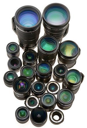 Tipos de objetivos para las réflex | Fotografía digital aula | Scoop.it