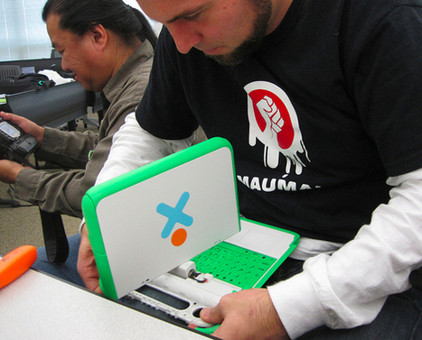 Goodbye One Laptop per Child - OLPC News | IPAD, un nuevo concepto socio-educativo! | Scoop.it