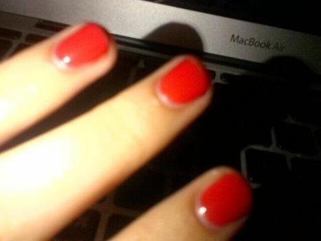 Twitter / GemmaAnneStyles: First attempt at DIY gel nails- ... | Nails, Beauty, Fashion, Hersham | Scoop.it