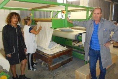 Graulhet. Euréka affine et embellit les peaux   Métiers, emplois et formations dans la filière cuir   Scoop.it