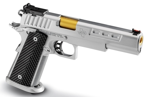 STI adds two to DVC competition pistol line   Firearms   Scoop.it