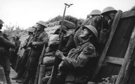 Germany and Austria started WWI seeking European domination, historian says - Telegraph.co.uk | World War 1 | Scoop.it