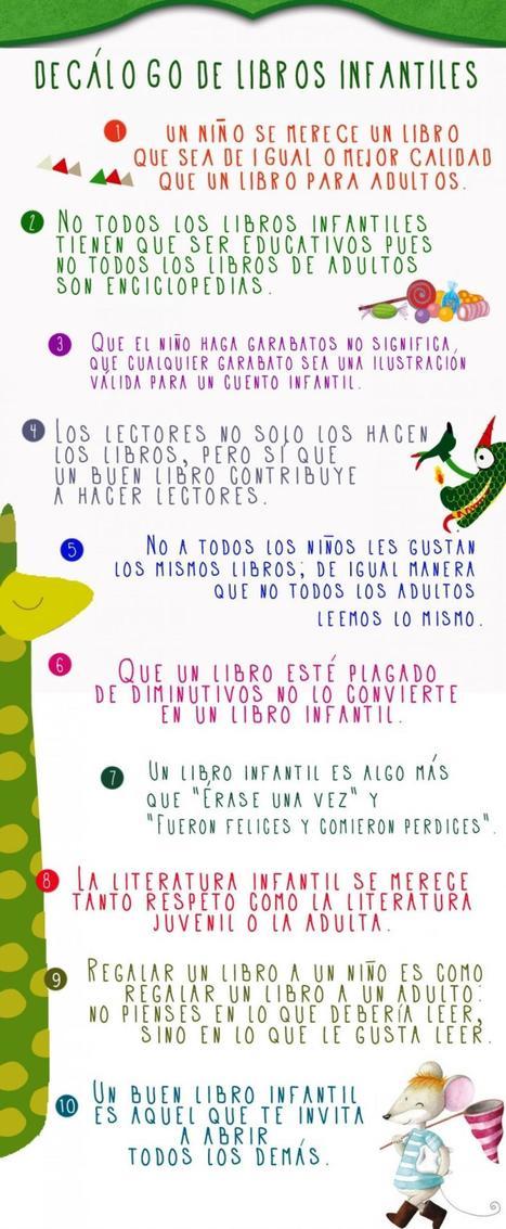 Decálogo de Libros Infantiles | Crónicas de Lecturas | Scoop.it