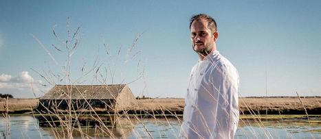 Alexandre Couillon, l'étoile de La Marine | MILLESIMES 62 : blog de Sandrine et Stéphane SAVORGNAN | Scoop.it