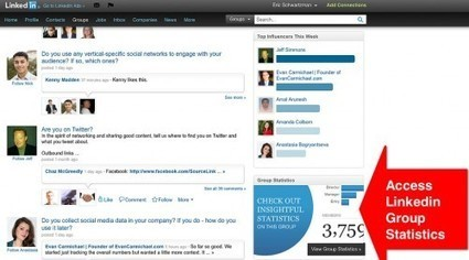 How To Find the Best B2B Social Media Linkedin Groups | Social ... | Ledger Bennett B2B Marketing News | Scoop.it