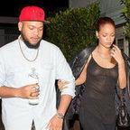Photos : Rihanna sans soutien-gorge pour diner avec son frère | Radio Planète-Eléa | Scoop.it