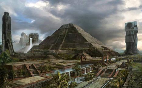 Древните цивилизации: върху руините на предците   Мегавселена   Just imagine...   Scoop.it