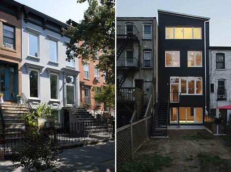 La rénovation passive d'un bâtiment de 1899, lauréat des Passive House Awards - LA MAISON PASSIVE FRANCE | Attestation de prise en compte de la NRA | Scoop.it