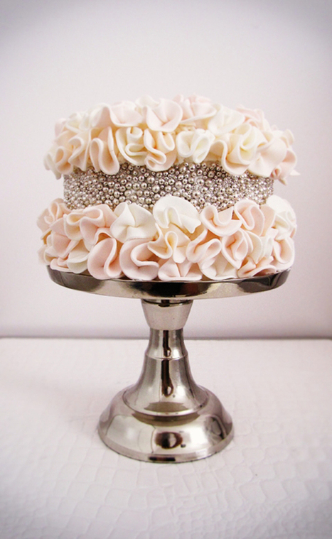 Best Wedding Cakes of 2012 - Belle the Magazine . The Wedding ... | Chef World | Scoop.it