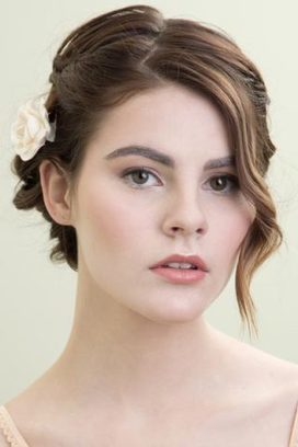 Wedding Hairstyles for Short Hair Tips, Pictures, and How to Video | Destination Wedding Hairstyles | Scoop.it