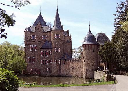 Burg Satzvey : Rhein-Eifel.TV | Festivals Celtiques et fêtes médiévales | Scoop.it
