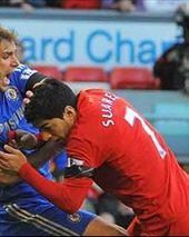 BREAKING NEWS: Suarez charged by Football Association over Ivanovic bite | O Mundo do Futebol | Scoop.it
