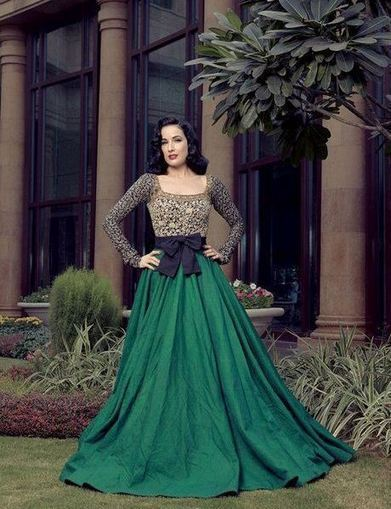 New Western style Anarkali Dresses Designss | Top Teen Style | stylish lawn dresses | Scoop.it