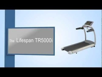 LifeSpan Fitness tr5000i treadmill | Treadmills Fans | Best Home Treadmills | Scoop.it