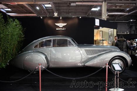 Les constructeurs automobiles au salon Rétromobile 2013 | autopedia | Scoop.it
