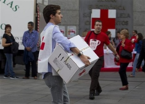 Food parcel plea to help Spaniards | Poverty and social inequality in Spain | Scoop.it