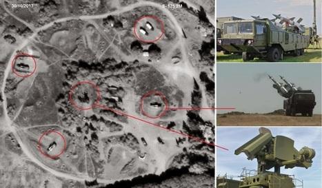 Спутниковые фотографии показали передовое российское вооружение | TRANSLARIUM | Scoop.it