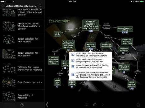 NASA Asteroid Redirect Mission App | Cmap | Representando el conocimiento | Scoop.it