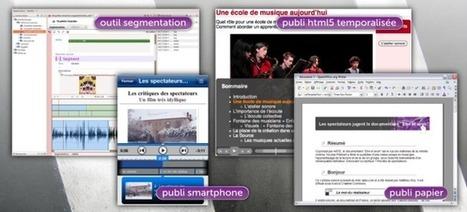 WebMedia2 [scenari-platform] | E-learning caisse à outils pédagogiques | Scoop.it