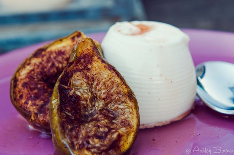 La Tavola Marche Recipe Box: Spiced Baked Figs with Vanilla Panna Cotta | Candy Buffet Weddings, Events, Food Station Buffets and Tea Parties | Scoop.it