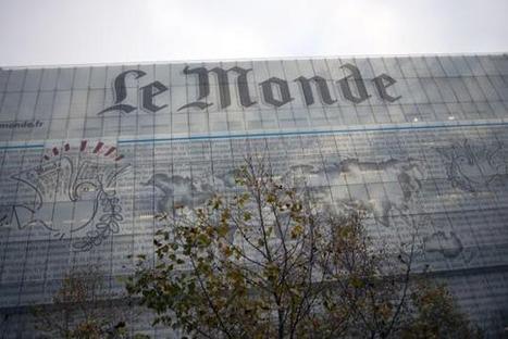 «Le Monde» réoriente ses ressources en faveur du numérique | DocPresseESJ | Scoop.it