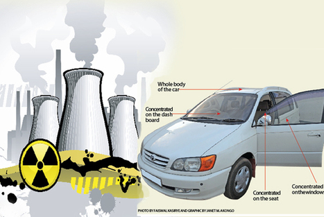 Radioactive Japanese cars on the market | Fukushima | Scoop.it