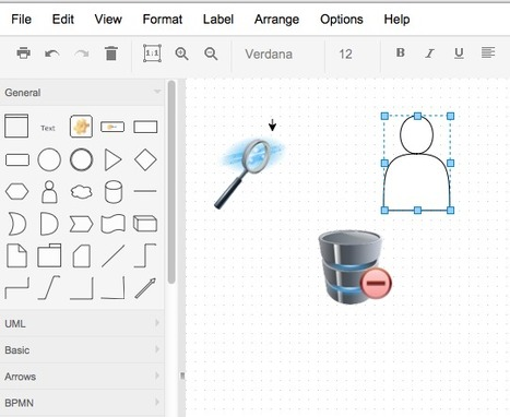 Diagramly - Draw Diagrams Online | Tech Tools and Resources | Scoop.it