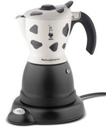 Bialetti Electric Mukka Express, Cow Print | K Appliance | Scoop.it