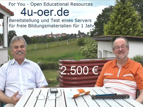 Kickstarter-Projekt: Bildungsmaterialien befreien | Open Educational Resources (OER) | Scoop.it